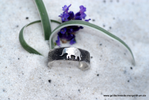 Ring in 925/Silber , Motiv Elefant