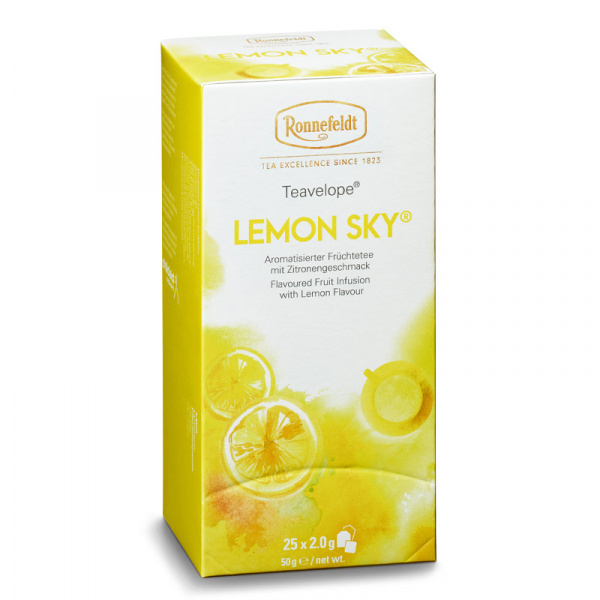 Teavelope Lemon Sky