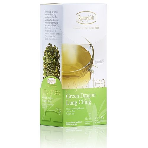 Joy of Tea Green Dragon Lung Ching