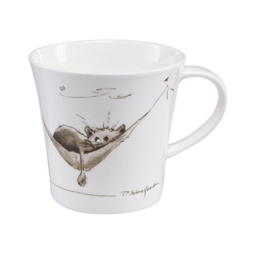 Mittagspäuschen Fine Bone China 0,35l
