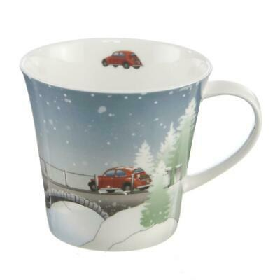 Driving Home Fine Bone China 0,35l