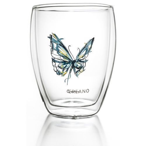 Creano Thermoglas Colourfly blau