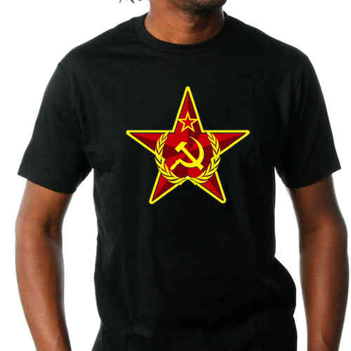 T-Shirt Rote Armee