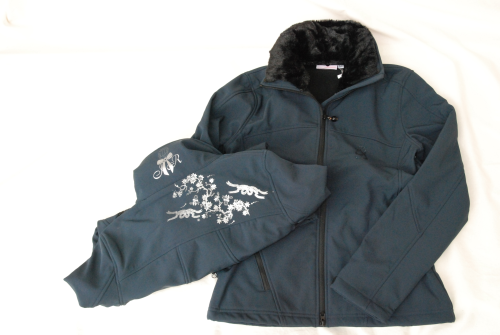 Imperial Riding Softshelljacke Make me Pretty navy