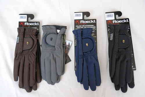 Roeckl Grip Winter braun