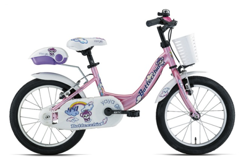 "Bottecchia 441 16"" girl pink"