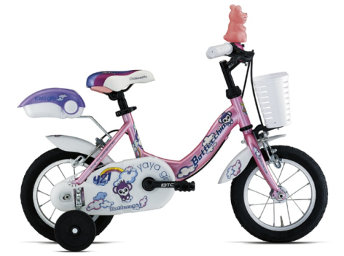 "Bottecchia 421 12"" girl pink"