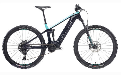 Bianchi T-Tronik 9.2 Rebel – NX/SX Eagle 12sp Fully 630wh E-Fully 48cm