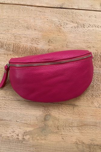 Crossover Bag in Pink