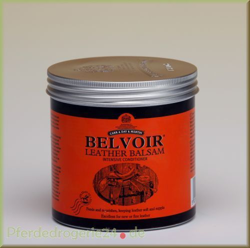 Belvoir Leder Balsam 500ml