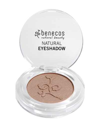 benecos NATURAL MONO EYESHADOW  so what?, zertifizierte Naturkosmetik (BDIH)