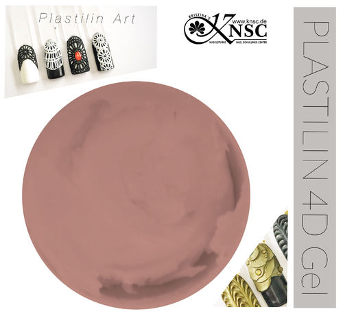 Plastilin 4d Gel Peach (5g.)