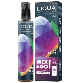 LIQUA MIX & GO ICE FRUIT - 50 ml