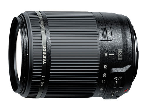TAMRON 18-200 AF DiII VC PARA CANON