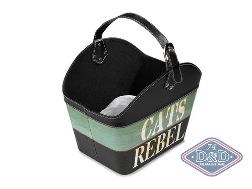 Dream and Dare Cat-Basket REBEL