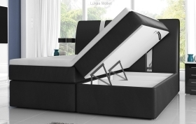 Boxspringbett RivaBox mit Bettkasten