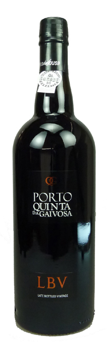 LBV Late Bottled Vintage Port Quinta da Gaivosa 2012 – 0,75l