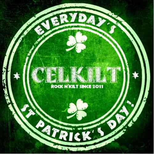 "CD CELKILT ""EVERYDAY'S ST PATRICK'S DAY ! """