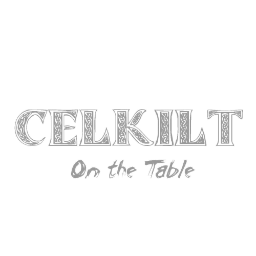 "CD CELKILT ""ON THE TABLE"""