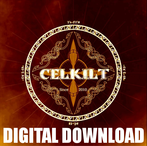 "CELKILT ""Get The Hell away"" ALBUM EN TELECHARGEMENT mp3 256K"
