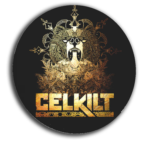 "BADGE CELKILT ""Stand"""