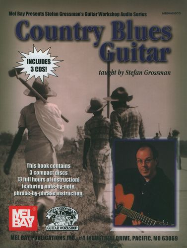 Country Blues Guitar - Stefan Grossman