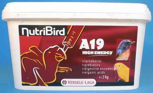 Nutri Bird A19 High Energy- 3 kg