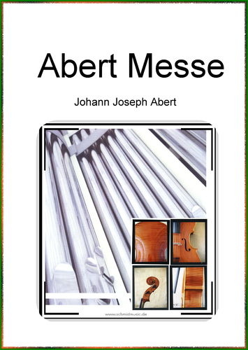 Abert Messe in Es -Dur Op.23