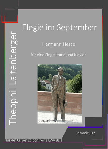 Elegie im September / Download