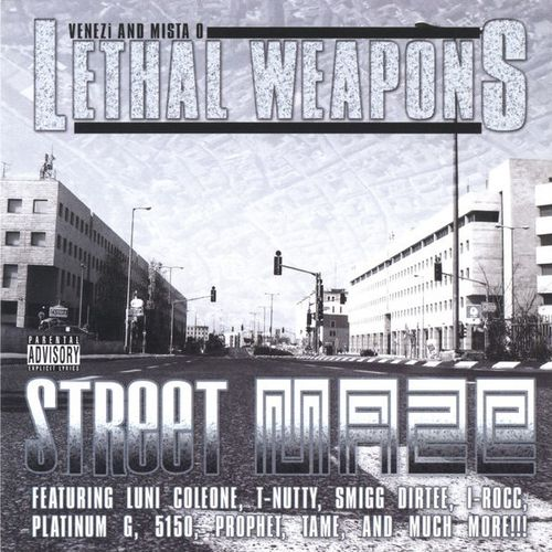 "LETHAL WEAPONS ""STREET MAZE"" (NEW CD)"