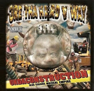 "3RE THA HARDAWAY ""UNDACONSTRUCTION"" (CD)"