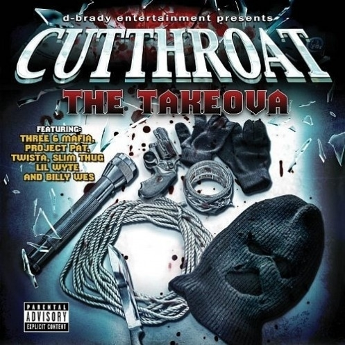 "CUTTHROAT ""THE TAKEOVA"" (USED CD)"