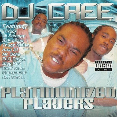 "DJ CREE ""PLATINUMIZED PLAYERS"" (USED 2-CD)"