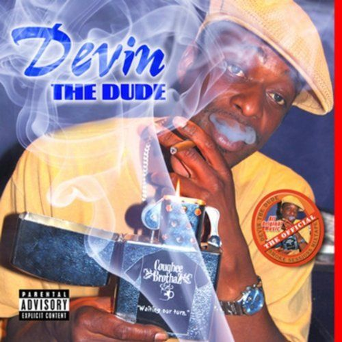 "DEVIN THE DUDE ""SMOKE SESSIONS VOL. 1"" (USED CD)"