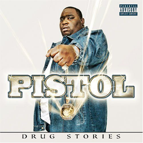 "PISTOL ""DRUG STORIES"" (USED CD)"