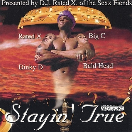 "TRUE 2 LIFE PLAYERS ""STAYIN' TRUE"" (USED CD)"