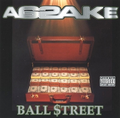 "A-G-2-A-KE ""BALL STREET"" (NEW CD)"
