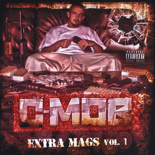 "C-MOB ""EXTRA MAGS VOL. 1"" (USED CD)"