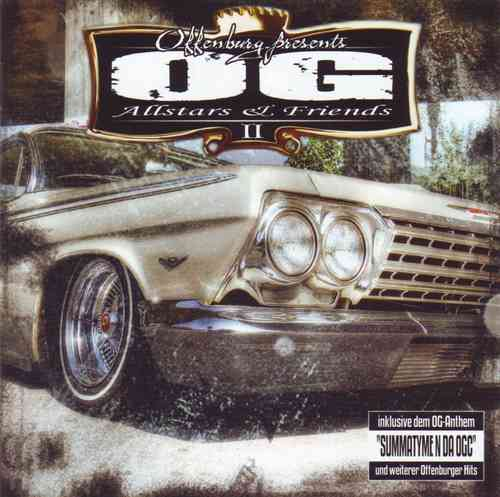 "OFFENBURG PRESENTS ""OG ALLSTARS & FRIENDS II"" (CD)"