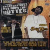 "DARIC B & SMIGG DIRTEE ""LIVE FROM THE GUTTER"" (CD)"
