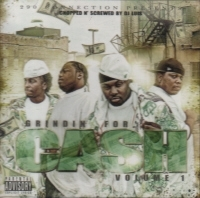 "290 CONNECTION PRESENTS ""GRINDIN FOR CASH VOL. 1"" (CD)"