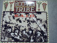 "BOO-YAA TRIBE ""R.A.I.D."" b/w ""Gettin' Ridd Of MC's"" (12INCH)"