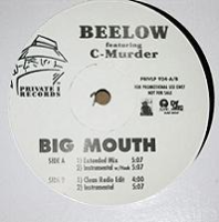 "BEELOW ""BIG MOUTH / SWANG DEM RAGGS / WATCH THEM HATERS"" (12INCH)"