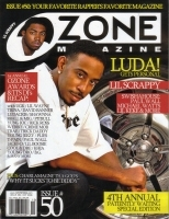 "OZONE MAGAZINE ""OCTOBER 2006: LUDACRIS COVER"" (MAG)"