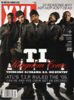 "XXL MAGAZINE ""MARCH 2007: T.I. COVER"" (MAG)"