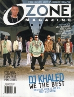 "OZONE MAGAZINE ""JUN 2007: DJ KHALED COVER"" (MAG)"