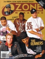 "OZONE MAGAZINE ""AUG 2007: THE RUNNERS & FAT JOE COVER"" (MAG)"
