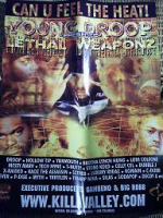 "YOUNG DROOP ""LETHAL WEAPONZ"" (POSTER)"