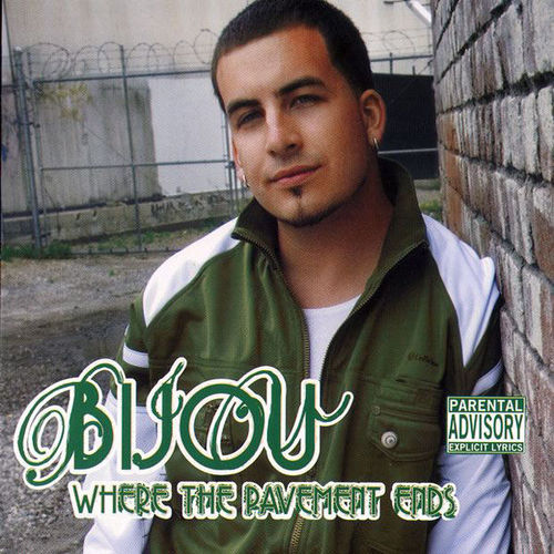 "BIJOU ""WHERE THE PAVEMENT ENDS"" (USED CD)"