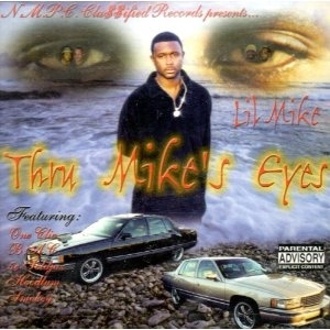 "LIL MIKE ""THRU MIKE'S EYES"" (CD)"